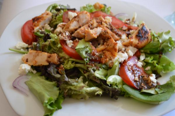 lean chicken salad to add muscle